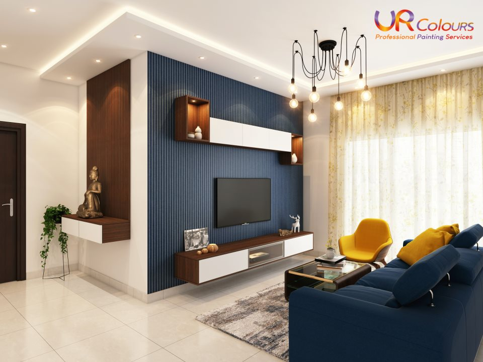 interior painting images